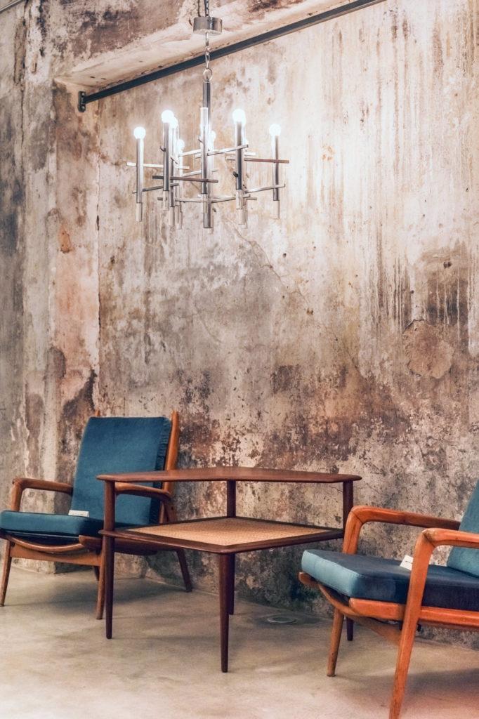 Mobili vintage e modernariato brescia 8 7 design space for Modernariato e design