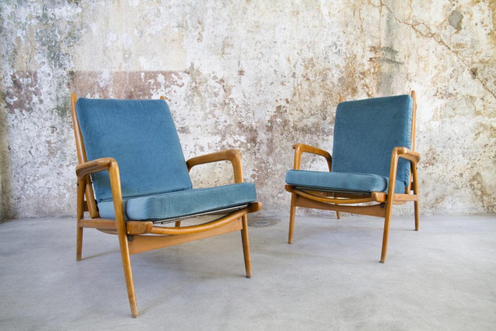 Credenza Danese Anni 50 : Mobili vintage e arredamento anni design space