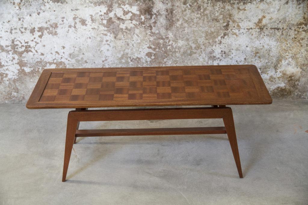 Mobili Scandinavi Modernariato : Tavolino da caffè in legno modernariato anni design space