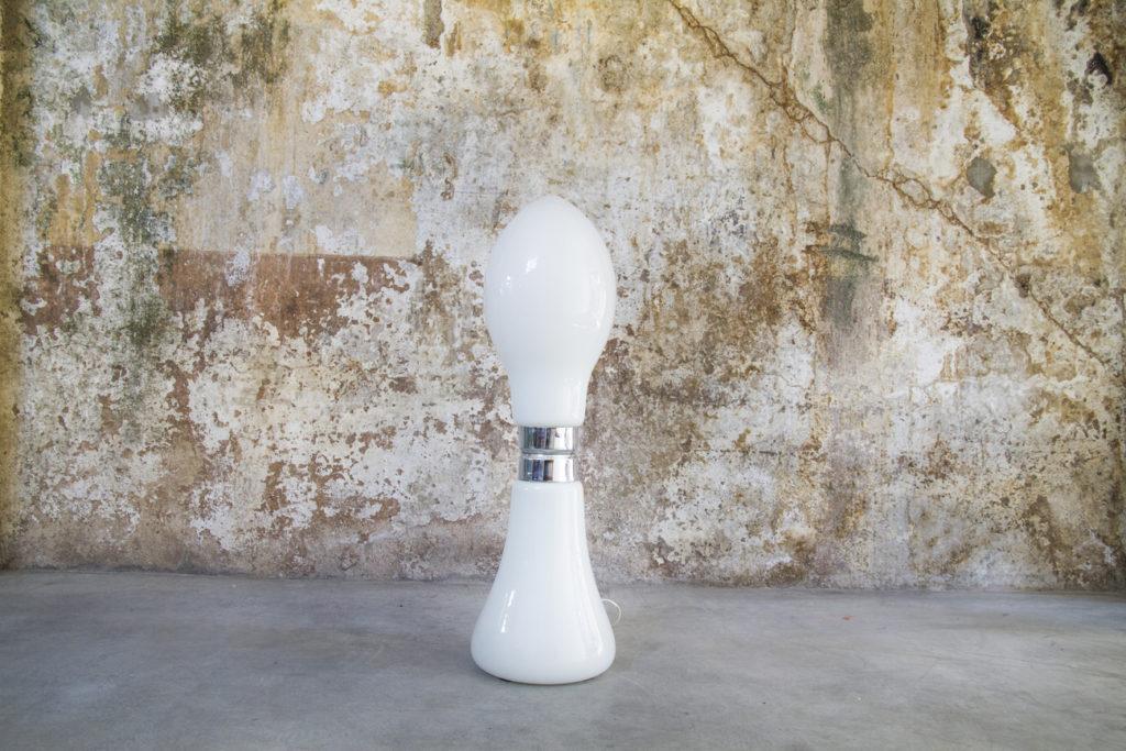 Lampada Birillo di Carlo Nason per Mazzega