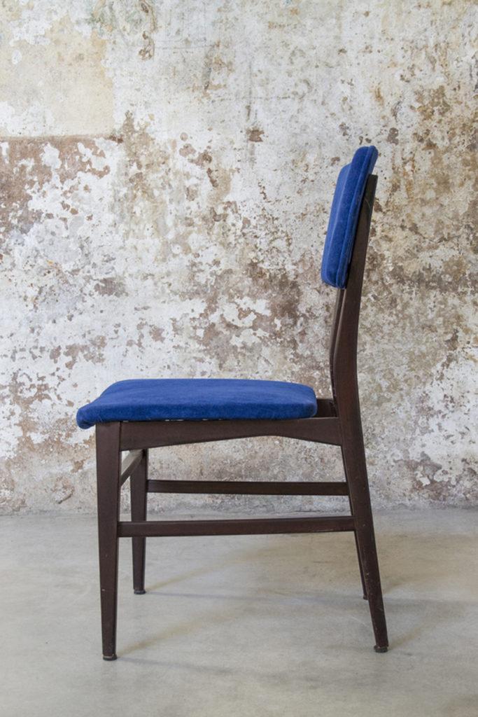 Sedie da pranzo Edmondo Palutari per Vittorio Dassi