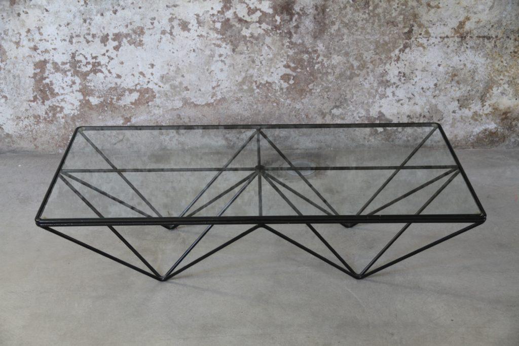 Tavolo In Ferro E Vetro.Tavolino Da Caffe In Ferro E Vetro 8 7 Design Space